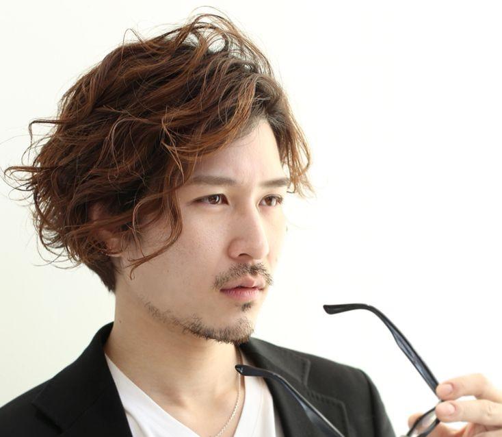 メンズ髪型・ツーブロック/大人の色気モテパーマのセット方法を解説!