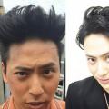 山下健二郎の髪型がかっこいい!ツーブロックオールバックを解説!