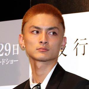 高良健吾の髪型