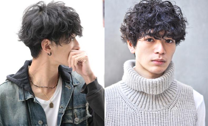 30代,髪型,メンズ,パーマ,2016