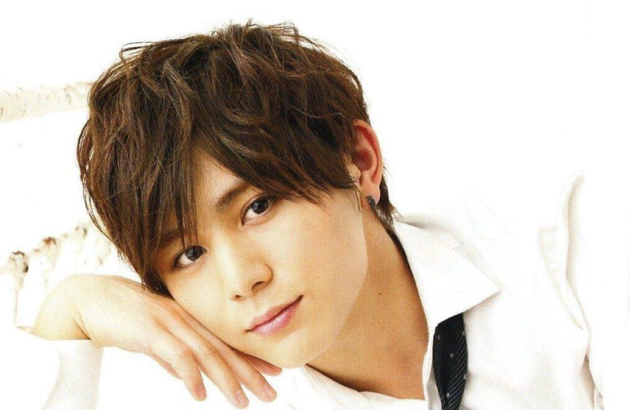 山田涼介 髪型 パーマ ショート 作り方 セット