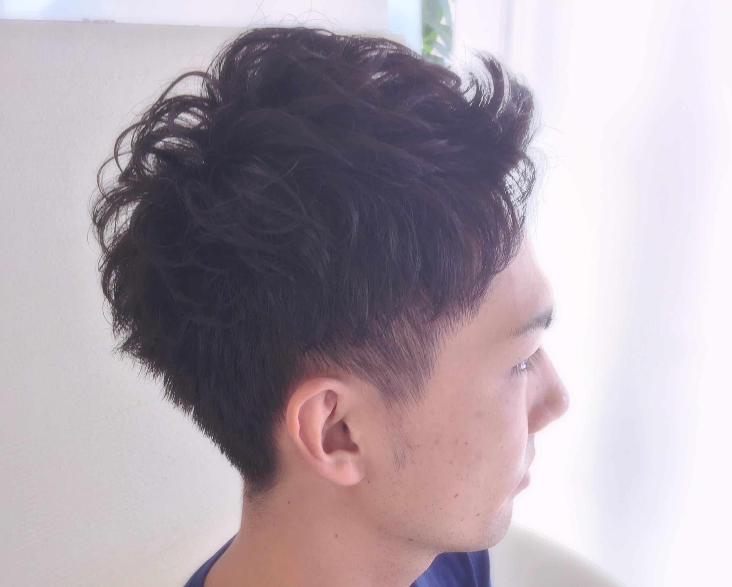 男子高校生,髪型,短髪,ショート