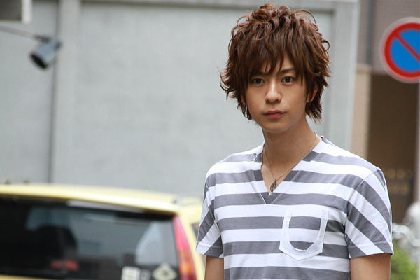 好きな人がいること,三浦翔平,髪型,作り方,セット