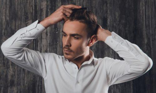 髪の毛,サラサラ,男