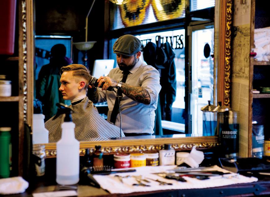 床屋で自分のしたい髪型の写真&画像を見せた時の頼み方を詳しく解説!