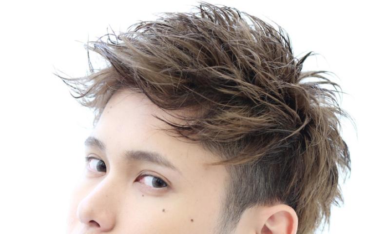 ソフトモヒカン メンズ 10代 髪型