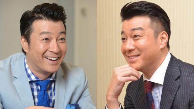 加藤浩次の髪型