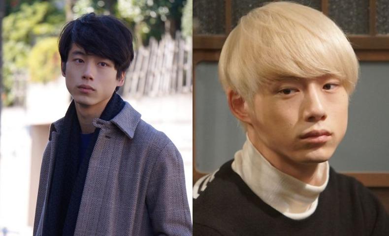 坂口健太郎,髪型,セット,画像