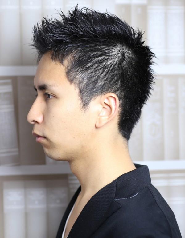 就活でしたい髪型 メンズベリーショートヘア