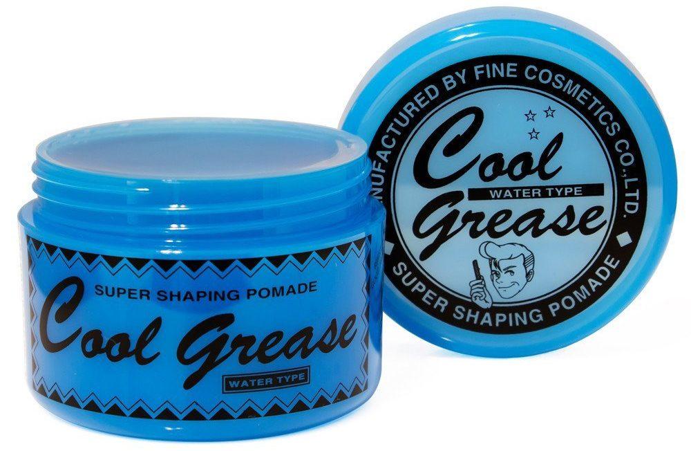 整髪料,クールグリース,使い方,種類