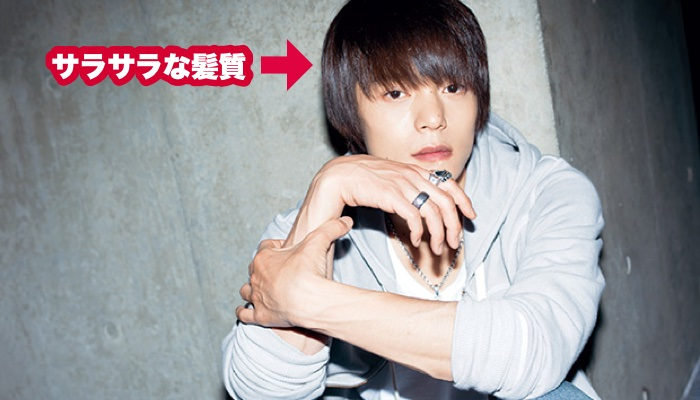 窪田正孝の髪型