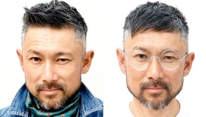 50代でしたい髪型・メンズのショートヘア!【薄毛に悩む人も必見