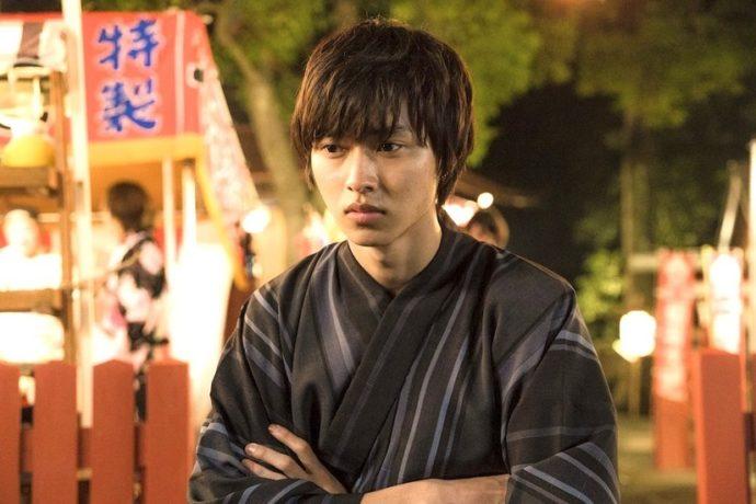 山崎賢人,髪型