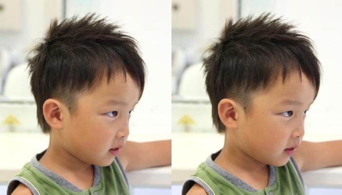 子供の髪型・男編 バリカンを使ったヘアスタイルとその使い方を