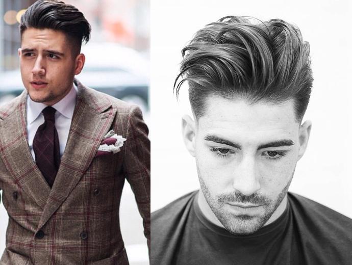 海外のサラリーマンが実践している髪型【厳選スタイル】|ヘア