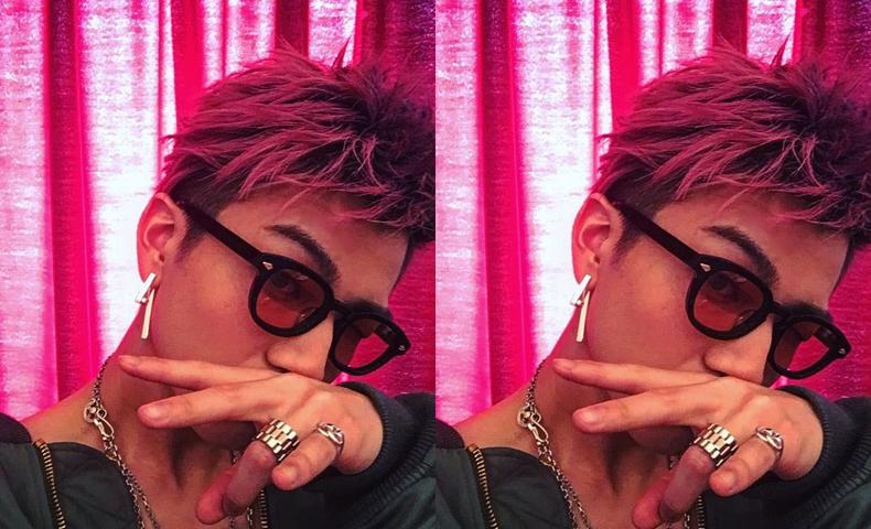 岩田剛典 髪型 最新 ツーブロック ピンク 理由 セット