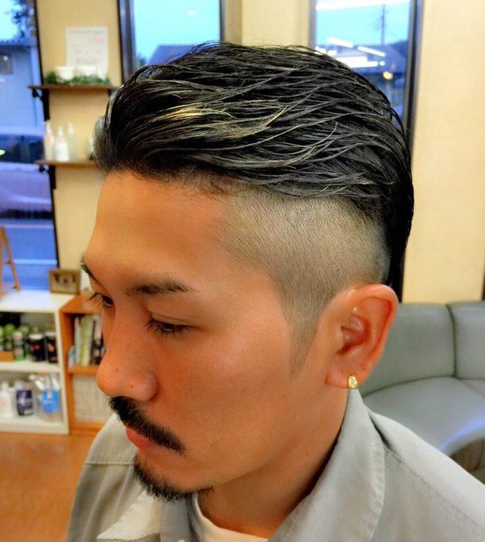 クックグリース,使い方,髪型,セット,評価,匂い