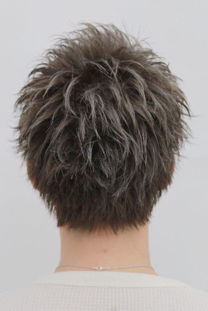 髪型,メンズ,刈り上げない